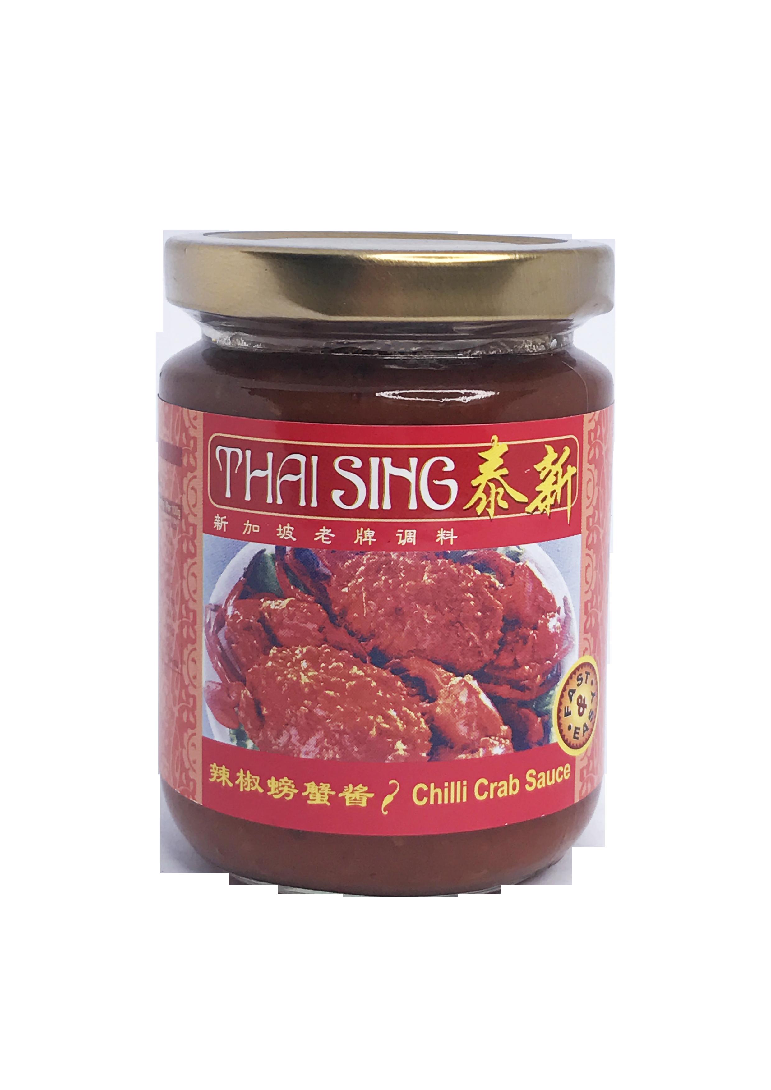 Chili Crab Sauce